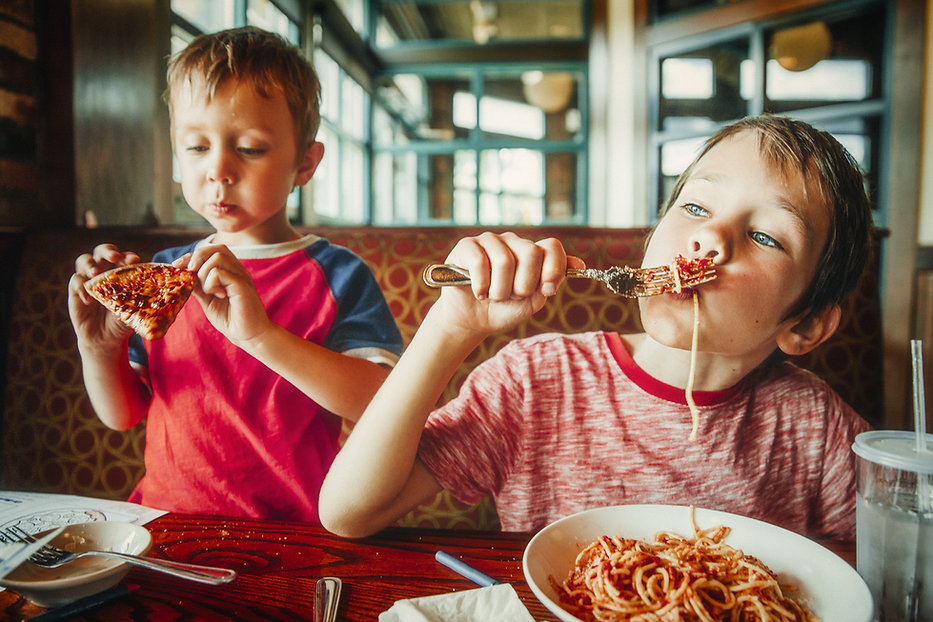 Restaurante Happy Kids