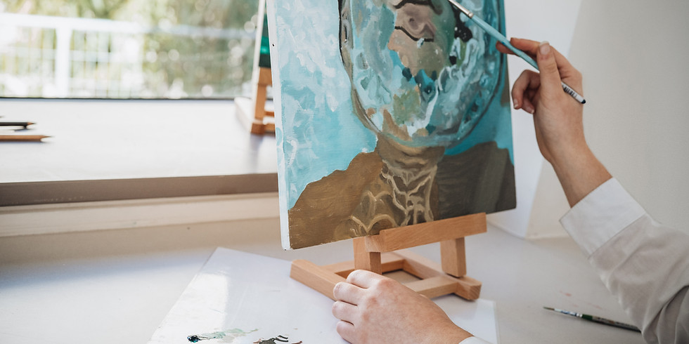 Adult Painting Class 5/17/21