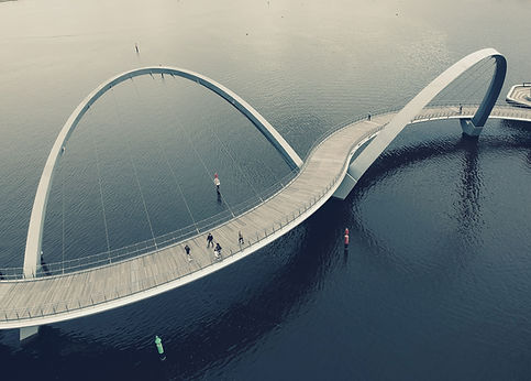 Pedestrain Bridge