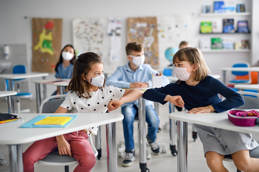 School and the pandemic for kids and teens