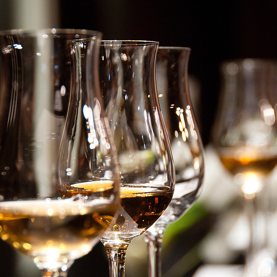 Invitation to a virtual drinks party with a twist, Thursday 8th October at 5.30 pm.