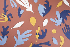 Paper Leaves Cutouts