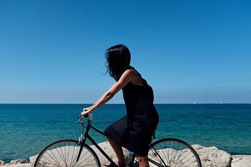 Beachside Bicycling