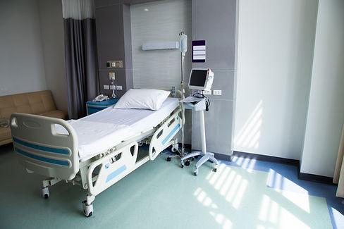 Habitación del paciente