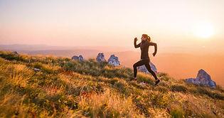 Running in Nature