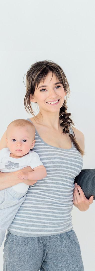 Pilates Mães e Filhos