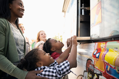 Kids Food Truck - Say thanks with great savings on meaningful offers