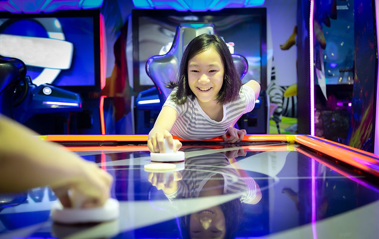 Arcade City Icon Park Orlando