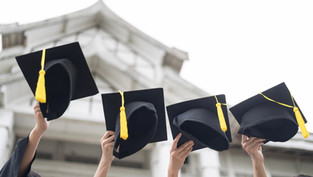 Virtual Graduations will have an In-Person Ceremony Later