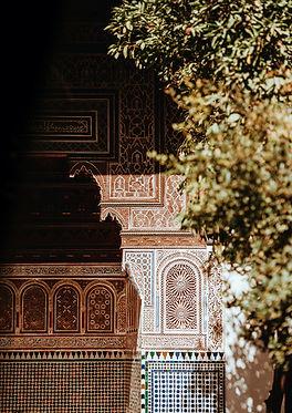 モロッコ建築