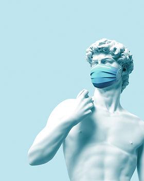 Heykel maskesi