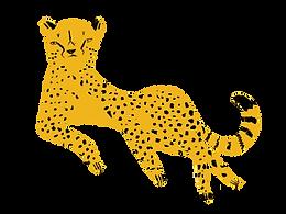 Leopardo cazador