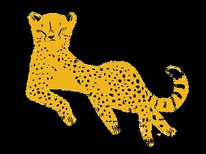 Vending Machine Cheetah