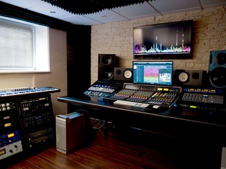 How To Build A Home Studio