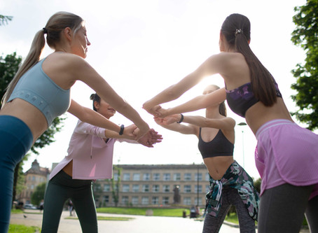 How to train for Flexibility and When...