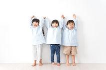 3人の子供たち