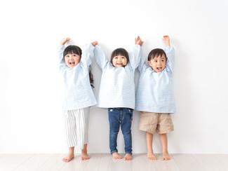 運動と成長期の子ども