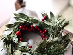 Kerstvoorgerecht - Paprikasoep met zalmreepjes