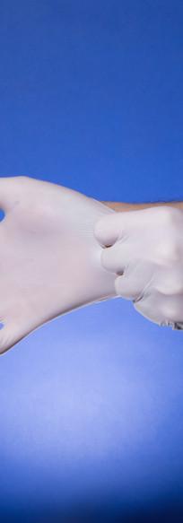 Lastik eldivenler