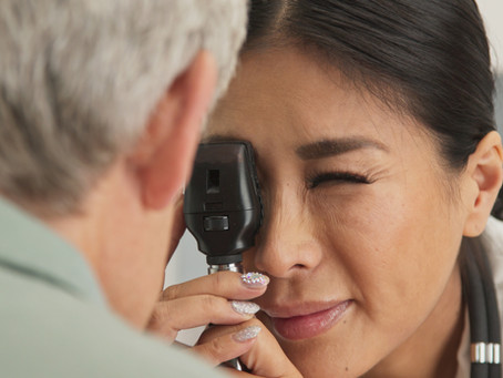 What You Need To Know About Low Vision!