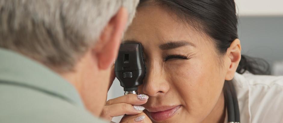 Erblindung - Ursachen und Häufigkeiten