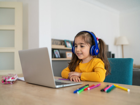 Learning at Home Grant Winners