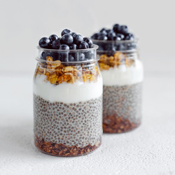 Seed Pudding