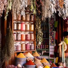 Boutique d'épices