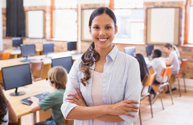 Young Teacher