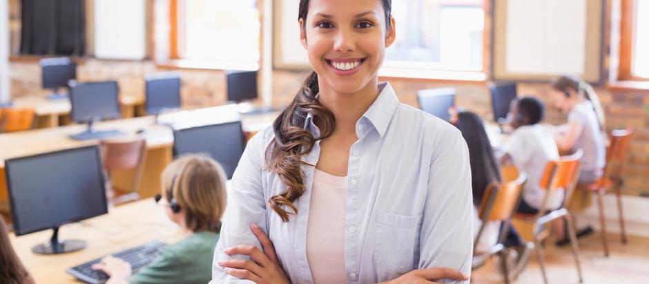 En lærer er ligetil og loyal over for sine elever