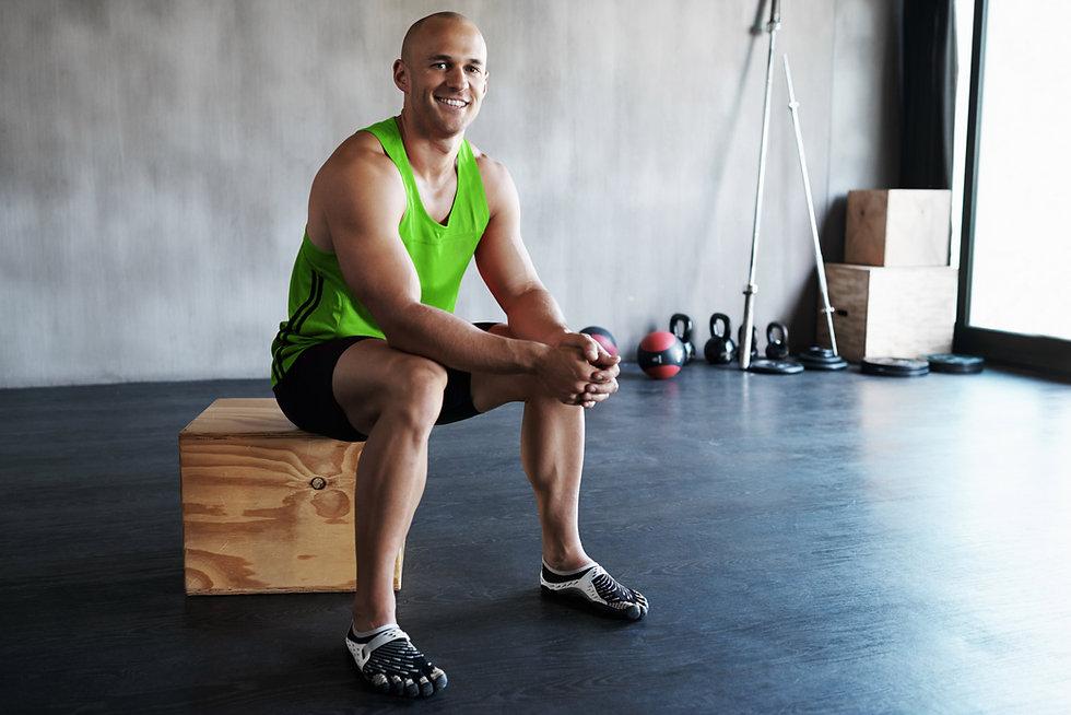 Entraîneur de gym