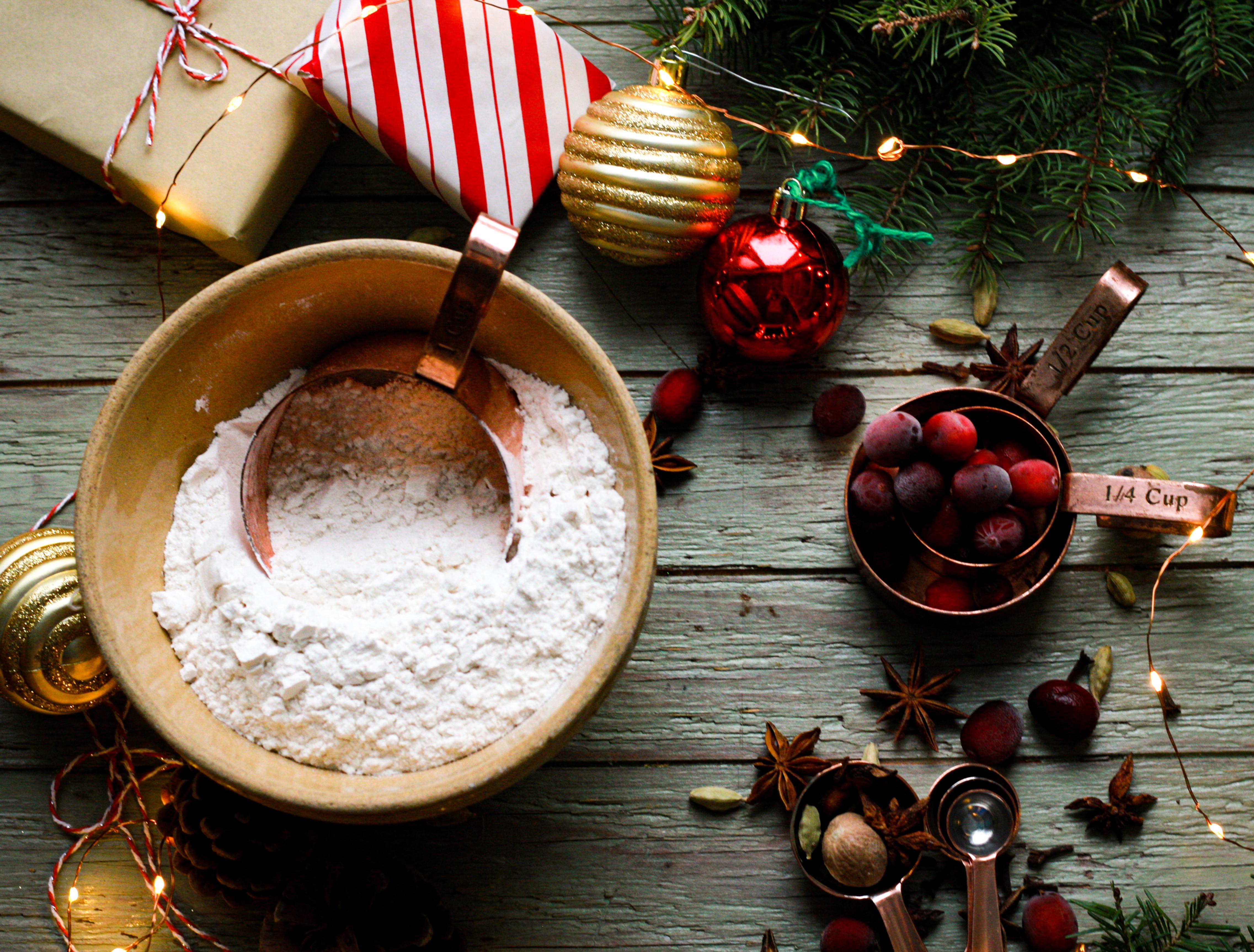 Christmas Bake Off, 3pm Wed 22 December