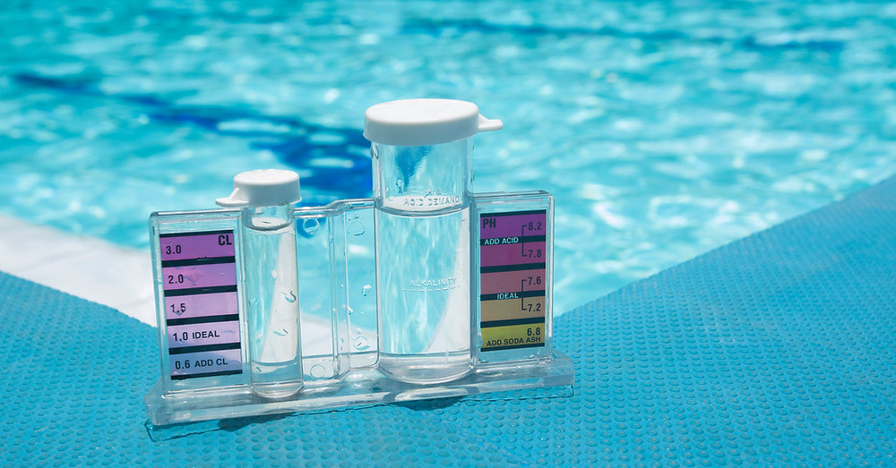hygiene habits and the health of everyone who uses the pool