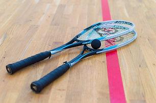 Equipamento Squash
