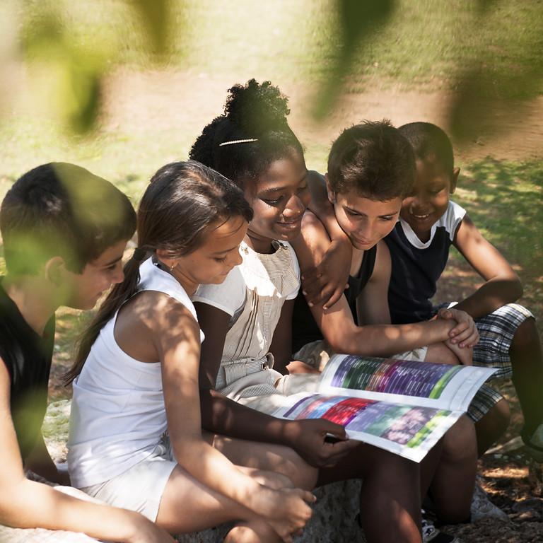 Summer Reading Adventure Camp