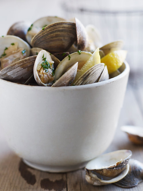 WHOLE CLAMS 1Kg