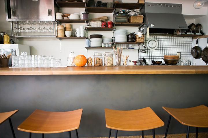 Bar de la cocina