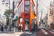 街角のお店