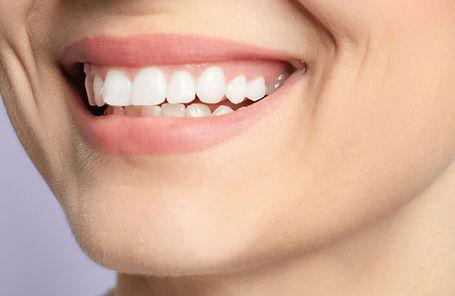 Mooie glimlach