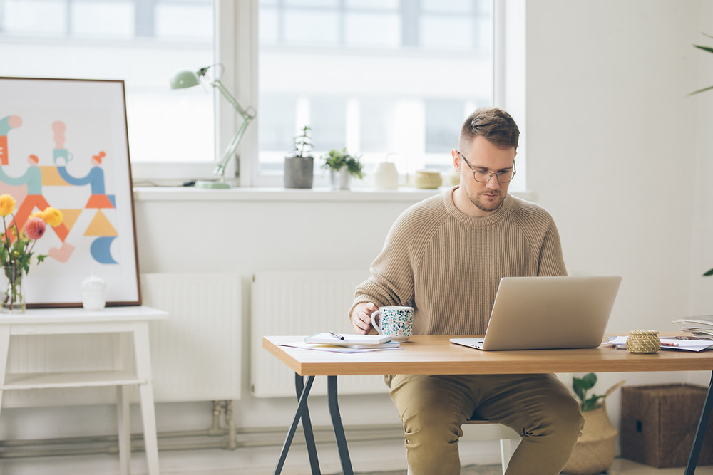 Online-Workshops, Mindset, Home-Office, Ordnung