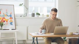 Como trabalhar em Home Office e não ficar sedentário