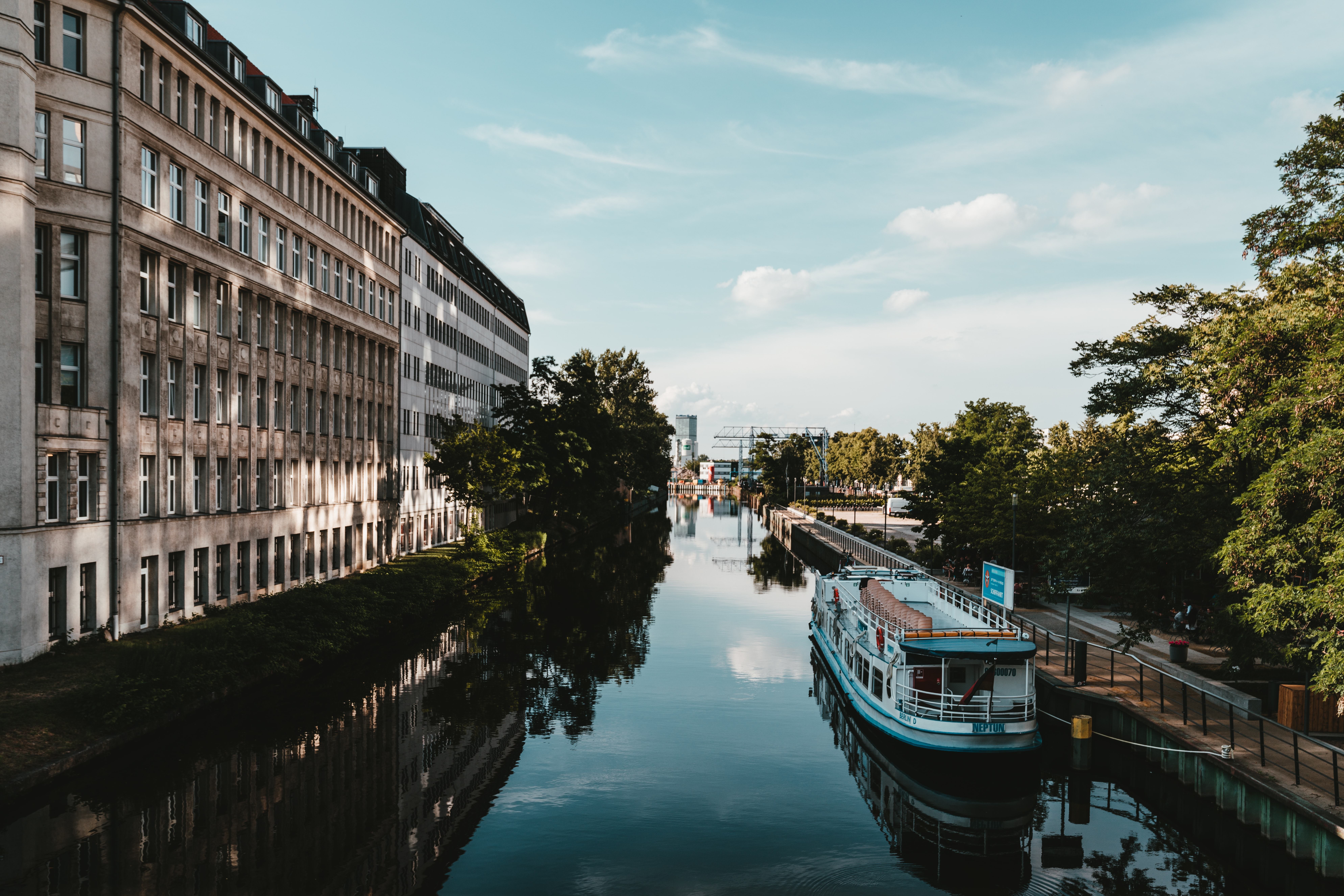Charming Canal