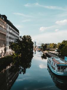 Durch die Havel und den Wannsee