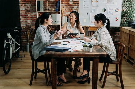Work Team Meeting