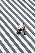 Crossing the Street