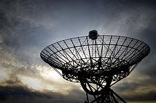 衛星アンテナ