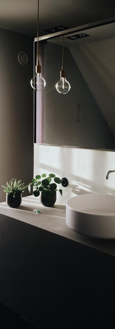 Minimal Design Bathroom