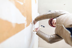 Hanging a Nail on the Wall