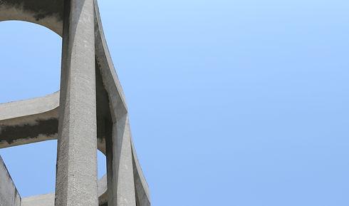 Structure en béton