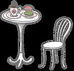 フレンチカフェ